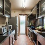 使いやすく清潔なキッチン